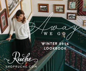 Ruche November Lookbook