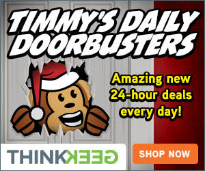 Timmy's Daily Doorbusters