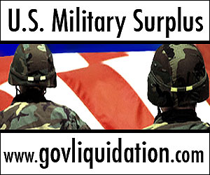 U.S. Military Surplus