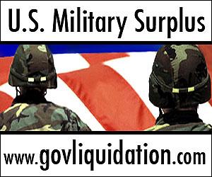 U.S. Military Surplus
