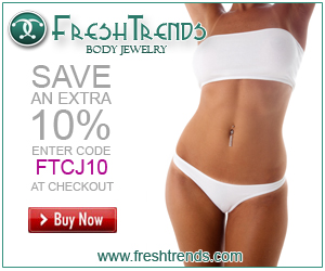 FreshTrends - Body Jewelry 4 LESS