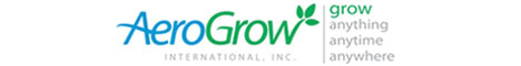 AeroGrow. Grow anything anytime anywhere.