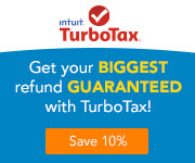 TurboTax provides accurate step-by-step guidance to your maximum refund. Guaranteed.
