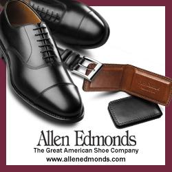 Allen Edmonds Shoes & Belts