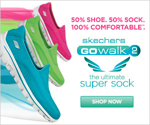 Gear up today with men's and women's socks and performance apparel from SKECHERS.