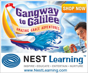 Gangway to Galilee VBS from Nestlearning.com