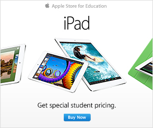 Get special student pricing.