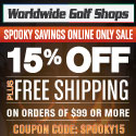 Spooky Savings Sale: 15% Off Plus Free Shipping on Orders of $99+