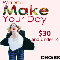 Women's Day Sale, all under $30 at Choies, free shipping worldwide