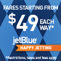 Jet Blue Flights