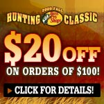 Fall Hunting Classic Sale