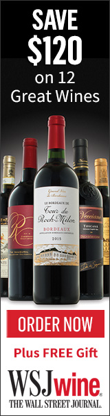 WSJWine Save $120