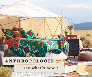 Shop Anthropologie