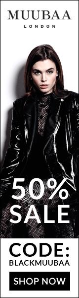 Muubaa Black Friday 50% Sale code BLACKMUUBAA