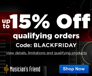 Black Friday Coupon: 10% off orders $99+; 15% off orders $199+ with code: BLACKFRIDAY. E