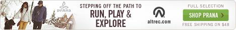 Run, Play & Explore - Shop prAna at Altrec Outdoors