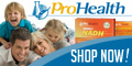 High Quality Vitamins, Herbs and Supplements Pro Health