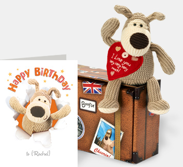 Affiliate Exclusive! 20% off Birthday Cards including Invites, Thank Yous and Boofle at Cardstore!