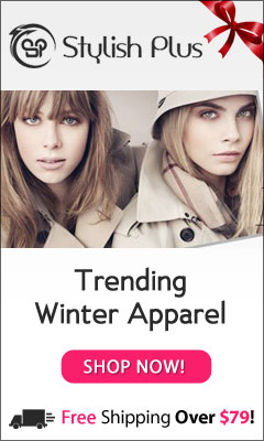 Find trending winter fashions at StylishPlus.com!