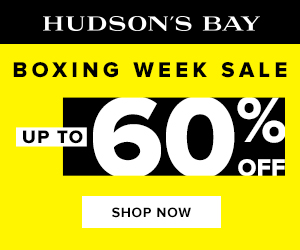 (12/24 - 12/31) Boxing Week Sale - Up To 60% Off