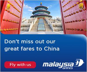 Getaway to China