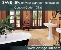 Price Match Guarantee at VintageTub.com