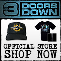 3 Doors Down Official Store