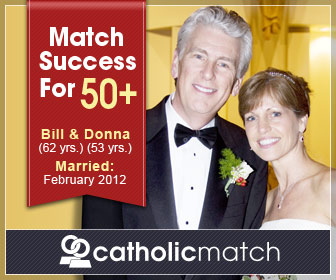 CatholicMatch.com senior success