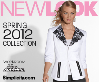 New Look Spring 2012 available at Simplicity.com