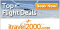 Search Discount Flights at itravel2000