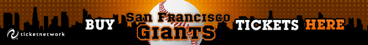 San Francisco Giants Tickets!