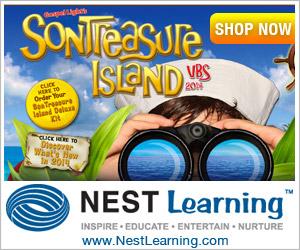 SonTreasure VBS from NestLearning.com
