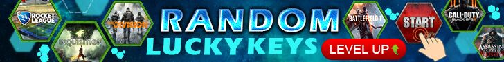 Random Lucy Keys