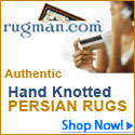 Save at least 30% on PERSIAN AREA RUGS TODAY!