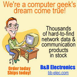 B & B Electronics - Computer Geeks Store