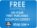 HSN.com - $15 off jewelry purchase of $100 or more, - $15 off