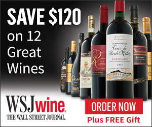 Wine from direct wines WSJWine Save $120