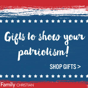 View all of our patriotic gifts, books, apparel and more at FamilyChristian.com