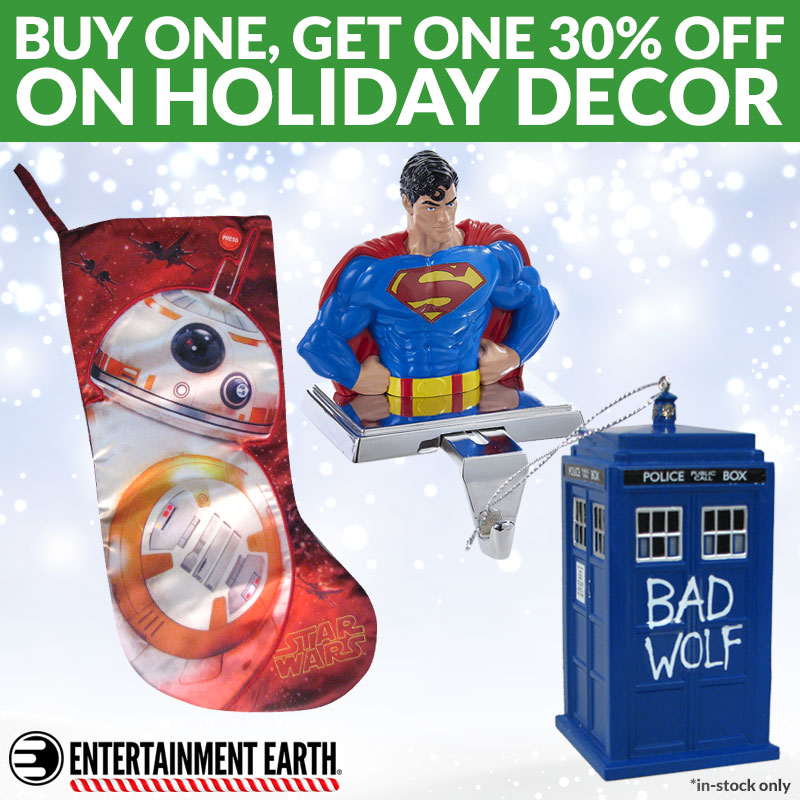 http://www.entertainmentearth.com/cjdoorway.asp?url=holidaydecorbogo.asp