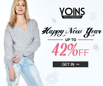 up to 42% off for happy new year