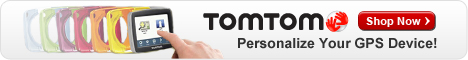 Get Dad a Wide Screen:  Save $50 on Select TomTom