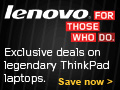 Shop Lenovo ThinkPad Offers!