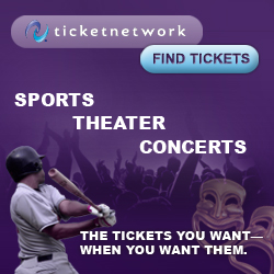TicketNetwork offers tickets for all Boston Sports, Show, and Concerts