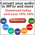 Switch MP3 Converter Software