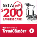 BowFlex TreadClimber …Walk Your Way To A Healthier You In Half The Time!