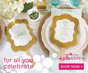 Shop Kate Aspen for party favors and decor supplies for all YOU celebrate