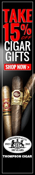 Take 15% off Cigar Gifts! Use Promo Code: GIFT15 at cart