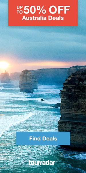 Tourradar Australia Tour Deals