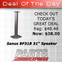 Deal of the Day at Parts Express