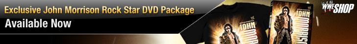 John Morrison Rock Star DVD/T-shirt Package